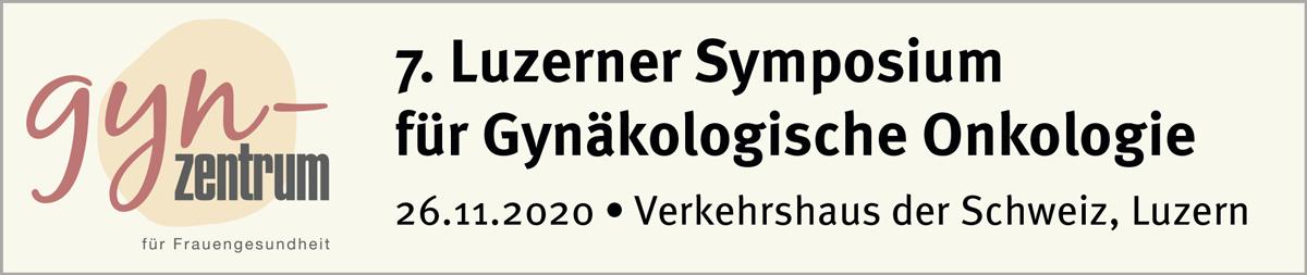 7. Luzerner Symposium für Gynäkologische Onkologie 2020