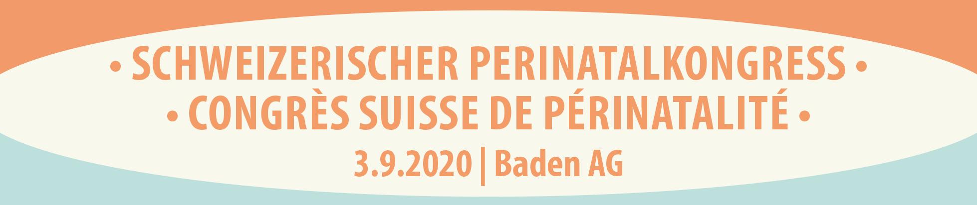 Schweizerischer Perinatalkongress 2020
